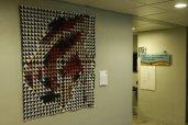 Installation view of Watershed at Hong Kong Visual Arts Centre