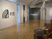 Installation view of Watershed Millennium Court Gallery