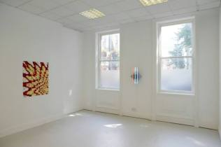 Installation view of The Reverberatory
