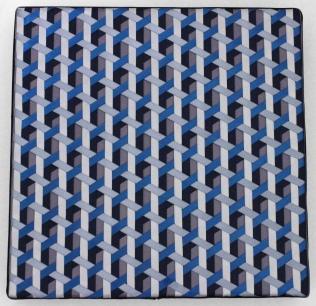 Grid Ribbon Weave