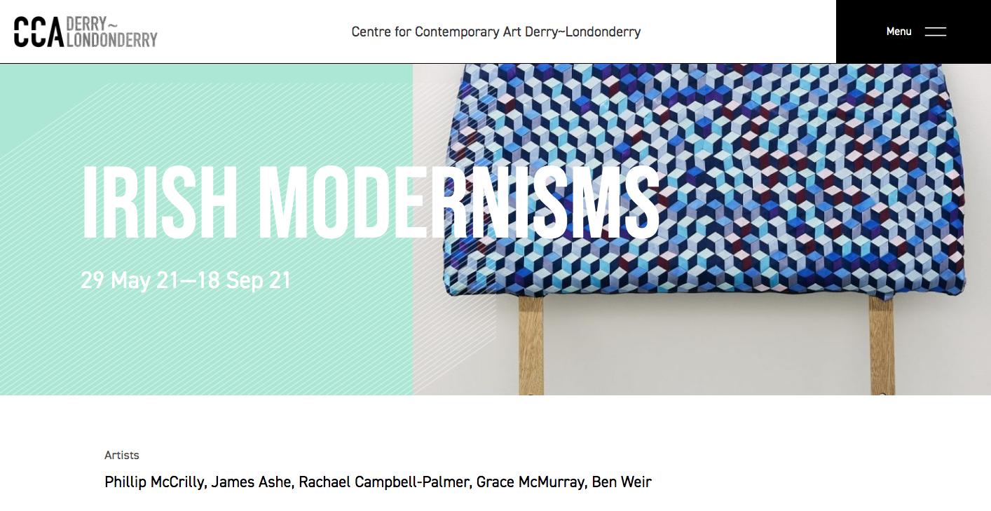 modernisms screenshot